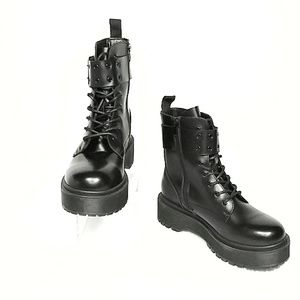 Combat Fashion Boots